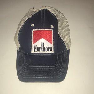 Vintage Marlboro Mesh Cap